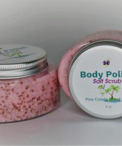 Salt Body Polish
